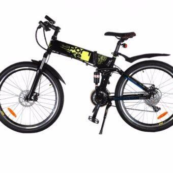 TAILG จักรยานไฟฟ้าพับได้ รุ่น Sport TG-TDE109Z ล้อ 26 นิ้ว (Black)