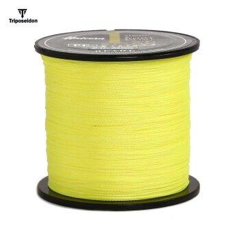 Triposeidon 500M 8 - 60 LB Good Quality PE Braided Fishing Line(0.6) -