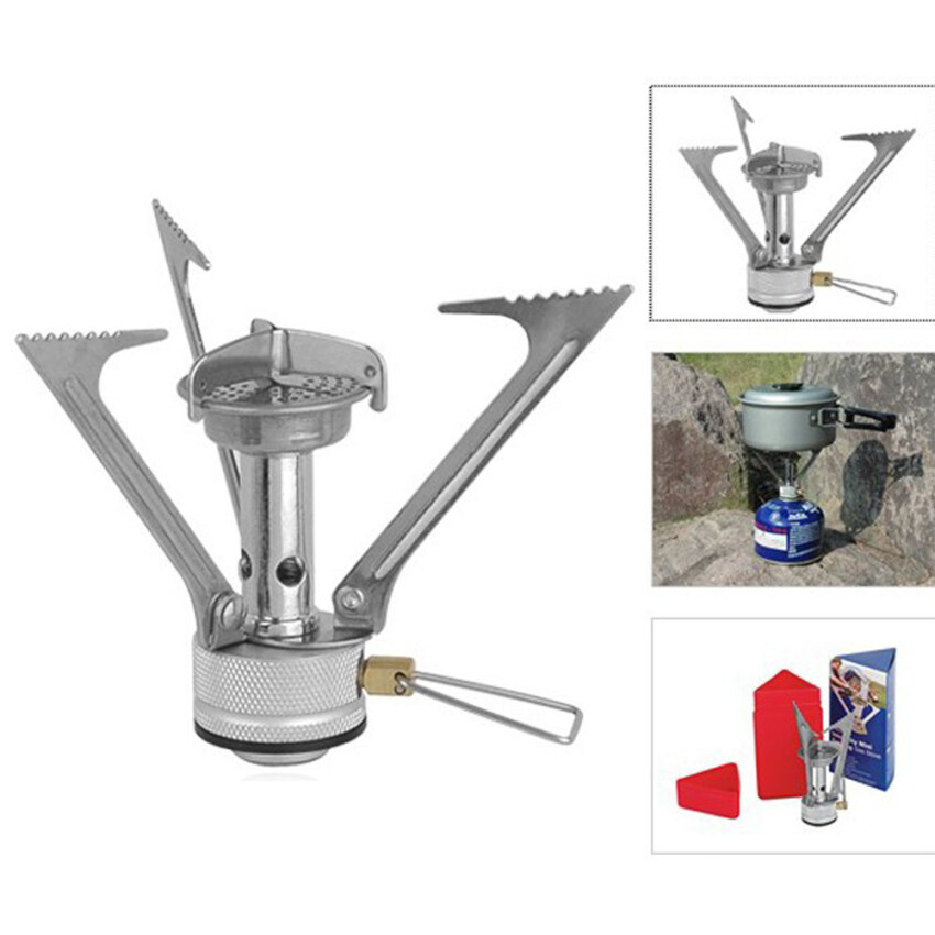 Ultra-light 87g BRS-1 Cooking Strong-Power Camping Stove Picnic Cookout .