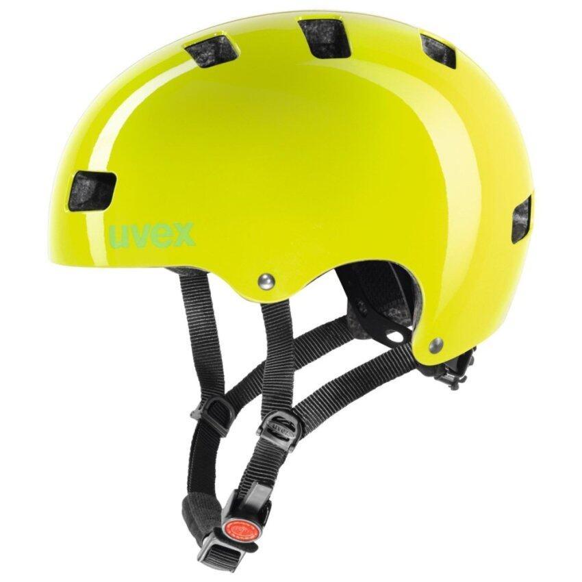 หมวกจักรยาน Uvex Helmet Hlmt 5 Bike Lime Size 55-58 ...