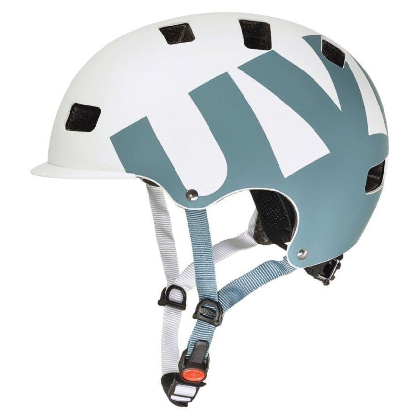 หมวกจักรยาน Uvex Helmet Hlmt 5 Pro Pearl White Size 55-58 ...