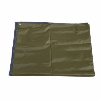 Waterproof Foldable Outdoor Beach Camping Picnic Moistureproof MatPad Blanket - intl