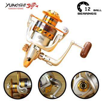 Yumoshi 12BB Fishing Reel fly fishing reel SHIMANO Carp FishingReels EF1000 - intl
