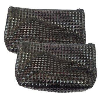 กระเป๋าสตางค์ ( สีเดำ ) แพค 2