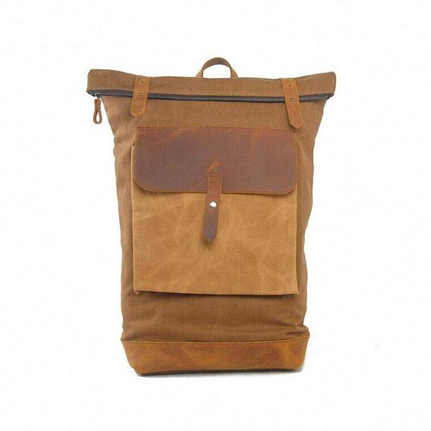 2016 Vintage pretty style Casual Canvas backpack Women Men 15 inch laptop Backpack Rucks ...