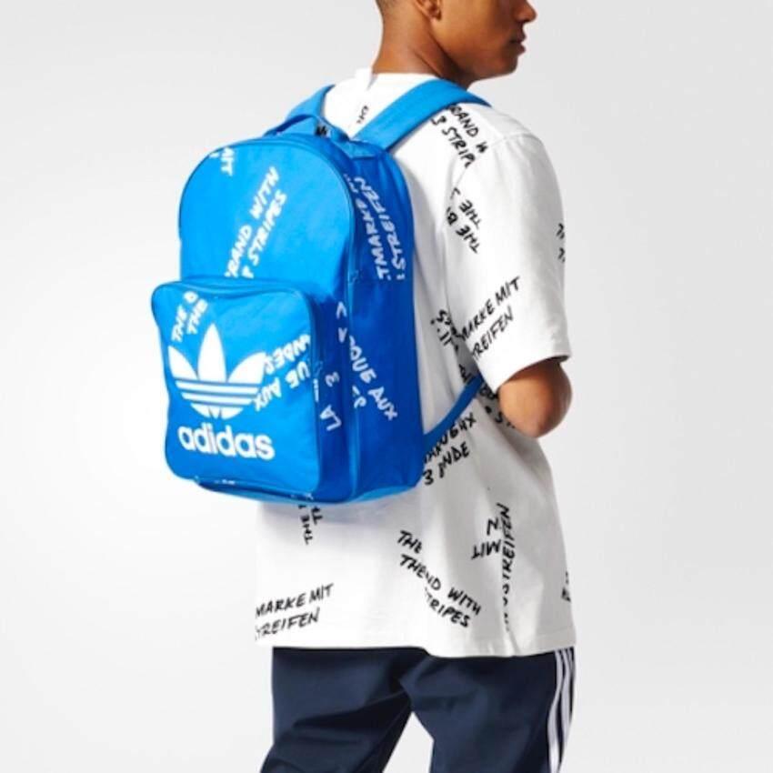 Adidas กระเป๋าสะพาย Classic Graphic Backpack ขนาด 30x44x16 cm.