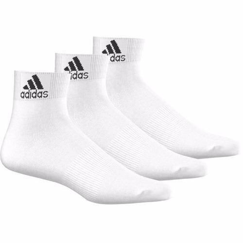 ADIDAS ถุงเท้า อาดิดาส 3 คู่ Sock PER Ankle T 3P AA2320-3942 (370)(Int: One size)(Int: One size)