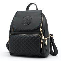 AXIXI กระเป๋าเป้แฟชั่นสตรี รุ่น Sweety Love สีดำ