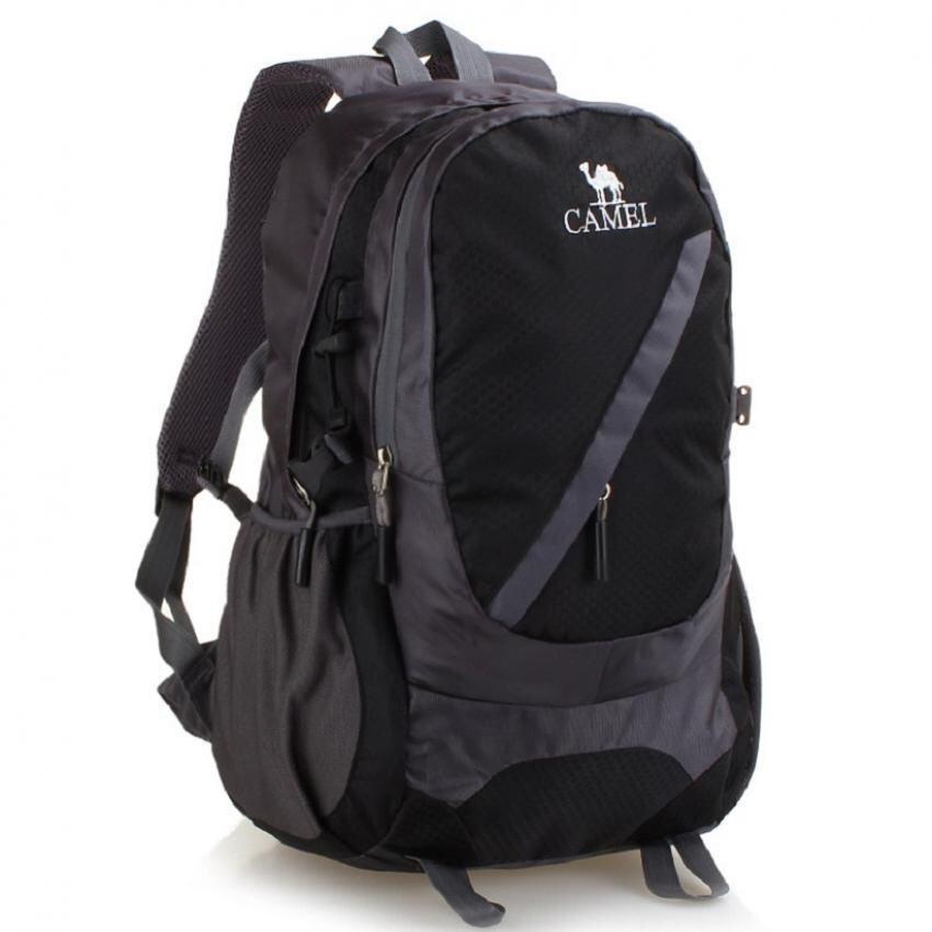 Bag Fashion กระเป๋าเป้สะพายหลัง แนวสปอร์ต แนวผจญภัย รุ่น02 (สีเขียว)