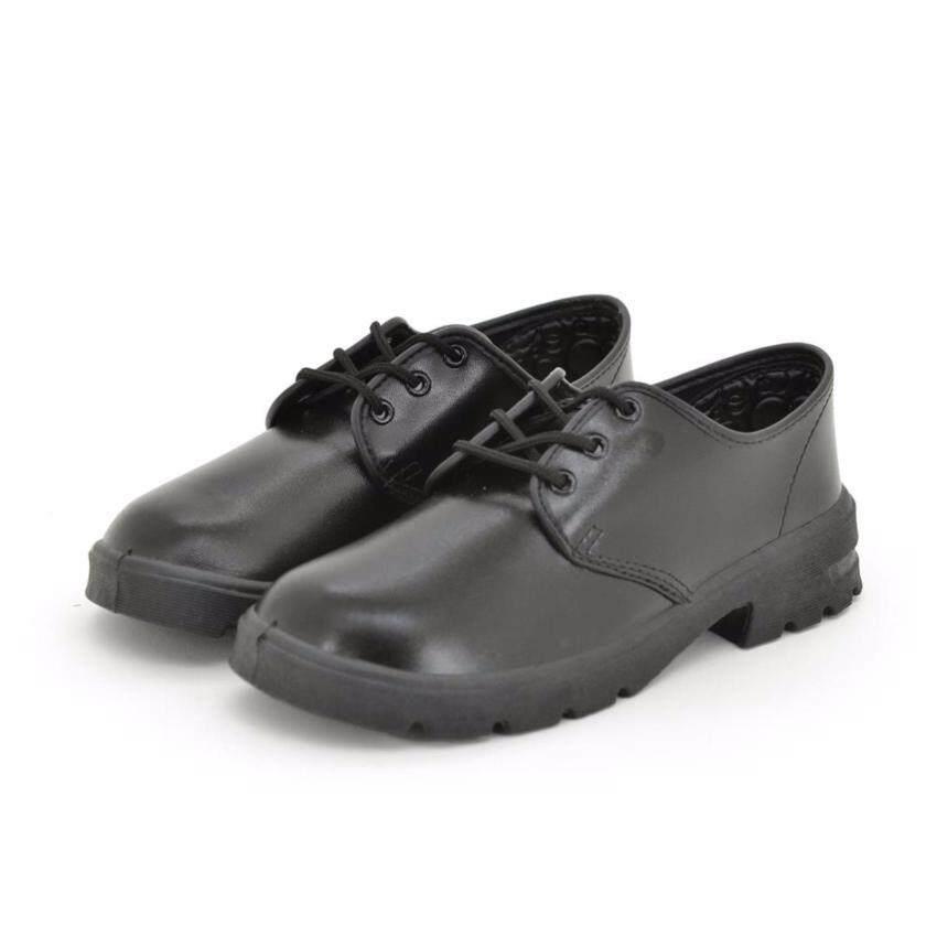 Bata รองเท้านักเรียนเด็กผู้ชาย สีดำ รหัส 3216126