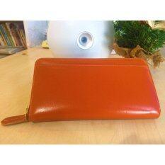 Beidol กระเป๋าสตางค์ หนังแท้ Cco (สีส้ม) ราคา 990 บาท(-49%)