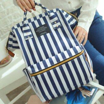 BEST Japan Women Bag Backpack กระเป๋าเป้สะพายหลัง - Red