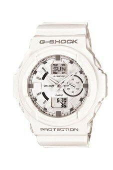 Casio G-shock นาฬิกาข้อมือผู้ชาย สายเรซิ่น รุ่น GA1507ADR - White