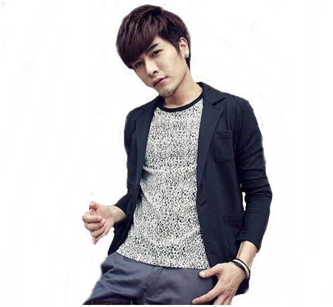 ราคาพิเศษ ChannyLin Korea Jacket - Black สำหรับคุณ