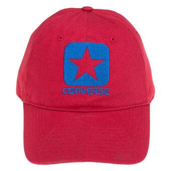 19286e1696f0b5 แนะนำ สินค้ายอดนิยม Converse หมวก Box Star Cap (สีแดง)