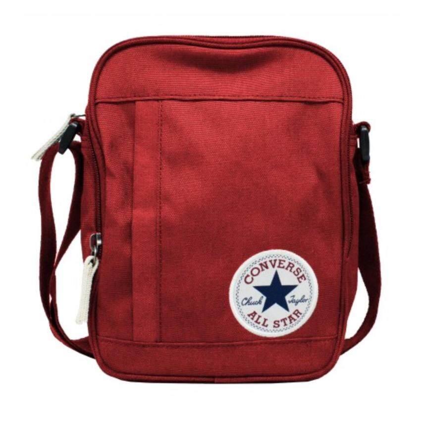 CONVERSE กระเป๋าสะพายข้าง รุ่น CHUCK ORIGINAL MINI BAG RED - 126001097RD