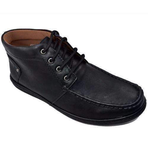 CSB รองเท้าหนังผู้ชาย หุ้มข้อ CSB รุ่น CM972 (สีดำ) ...