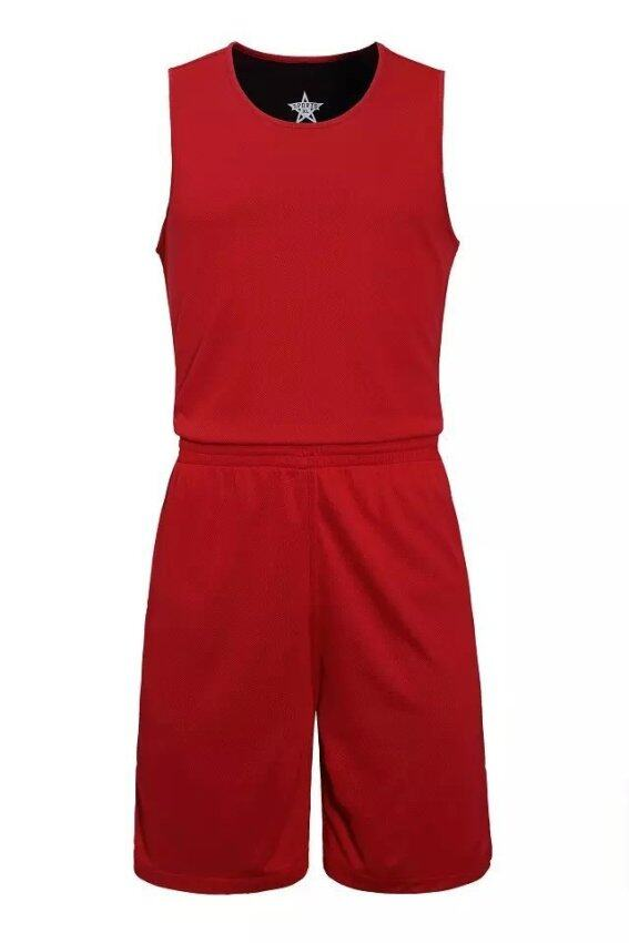 Good Quality Reversible Two Sides Wear Dry Fast Sports Clothing Kids Women Men Basketbal ...