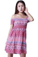 5 style beach dress 6207