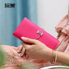 Hero Fashion กระเป๋าเงินผู้หญิง กระเป๋าสตางค์ใบยาว รุ่น Rabbit (red) ราคา 98 บาท(-72%)