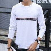 (High quality) T-shirt short sleeve Slim Korean version the trend - intl