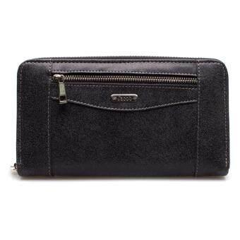 Jacob International กระเป๋าสตางค์ รุ่น V31981 (Black)
