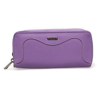 Jacob International กระเป๋าสตางค์ รุ่น V31987 (Purple)