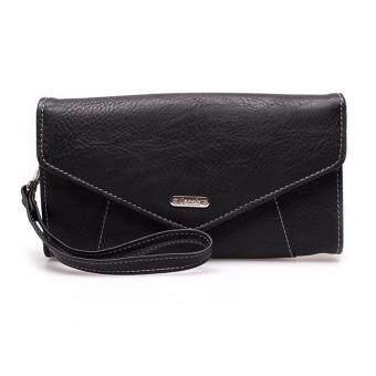 Jacob International กระเป๋าสตางค์ รุ่น V31991 (Black)