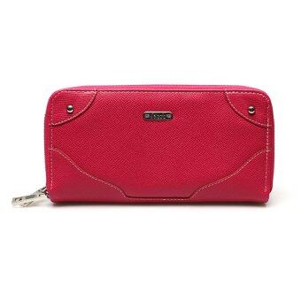 Jacob International กระเป๋าสตางค์ รุ่น V32018 (Brown)