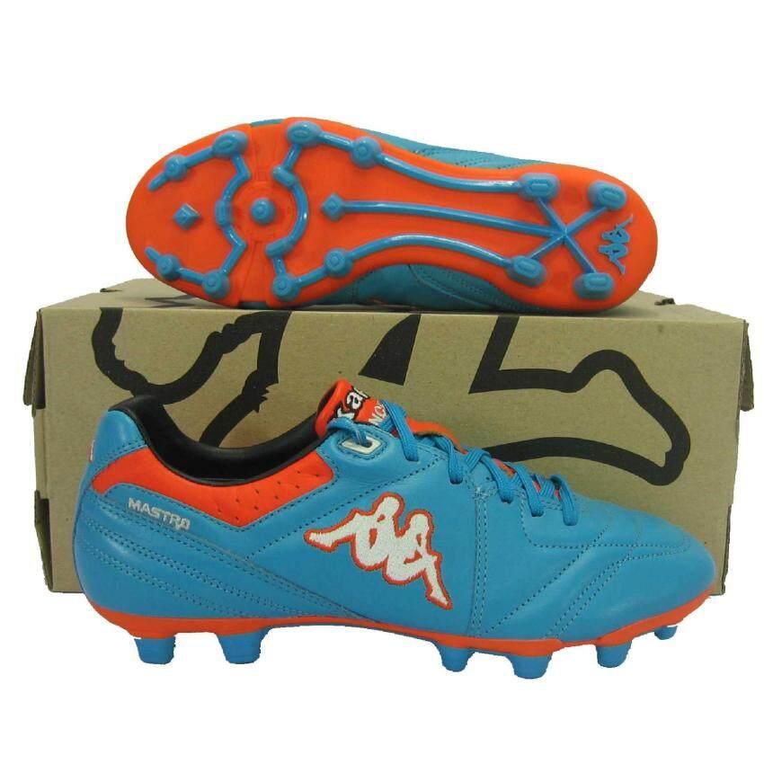 รองเท้าฟุตบอล รองเท้าสตั๊ด KAPPA 1588 GLADIATORE MASTRO ฟ้าส้ม ...