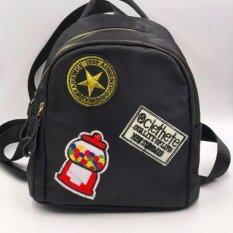 กระเป๋าเป้สะพายหลัง กระเป๋าถือ สไตล์เกาหลี