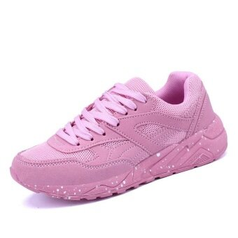 Ladies Breathable Light Comfortable Leisure Wear-resistant Anti-skid Sports Shoes - intl