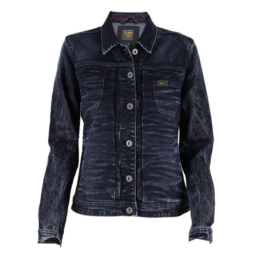 Leeเสื้อแจ็คเก็ตหญิง รุ่นLE 15028103 INDIG4