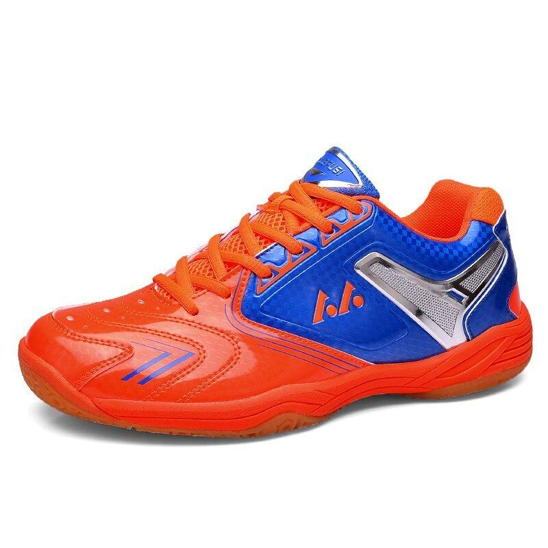 Mens Badminton Sneakers Indoor Training Sports Sneakers High Quality Lightweight Shoes