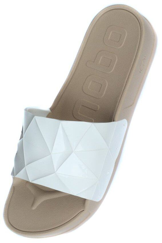 MONOBO Bossa OMO รองเท้าโมโนโบ้ (สีเบจ) ...