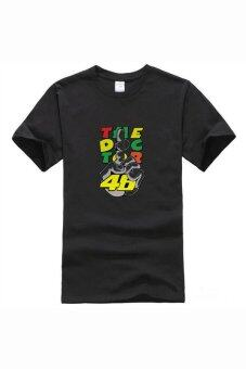 MOTO GP Rossi VR 46 The Doctor Personality Men T-shirts
