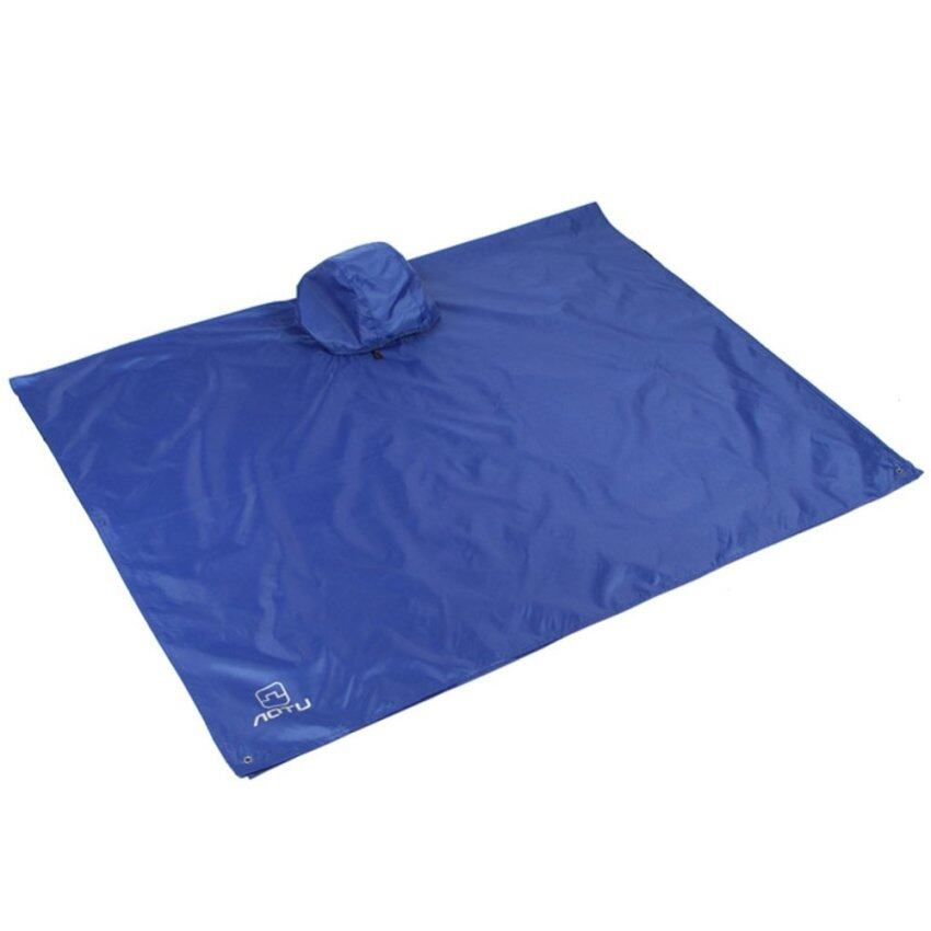 Multifunction Climbing Raincoat Poncho Mats - intl