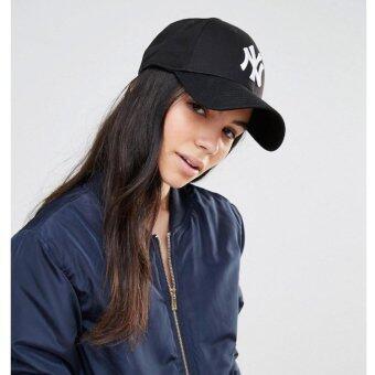 หมวก New Era สุดฮิต รุ่น 9Forty NY in Black ปรับสายได้