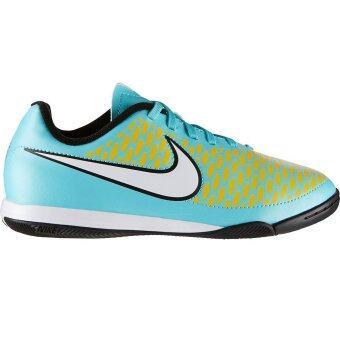 Nike รองเท้าฟุตซอล รุ่น magista onda ic รุ่นรองบ๊วย (สีฟ้า)