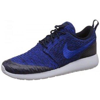 37eef48a2962 NIKE WMNS Rosherun Flyknit Womens Sneaker Blue 704927 403 Size 37.5 - intl.