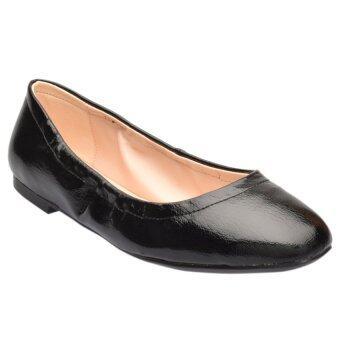 NINE WEST รองเท้าบัลเล่ต์ส GIRLSNITE รุ่น 301036857Y ( BLACK )