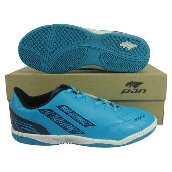 PAN รองเท้ากีฬา รองเท้าฟุตซอล PAN 14K4 STEP II ฟ้ากรม