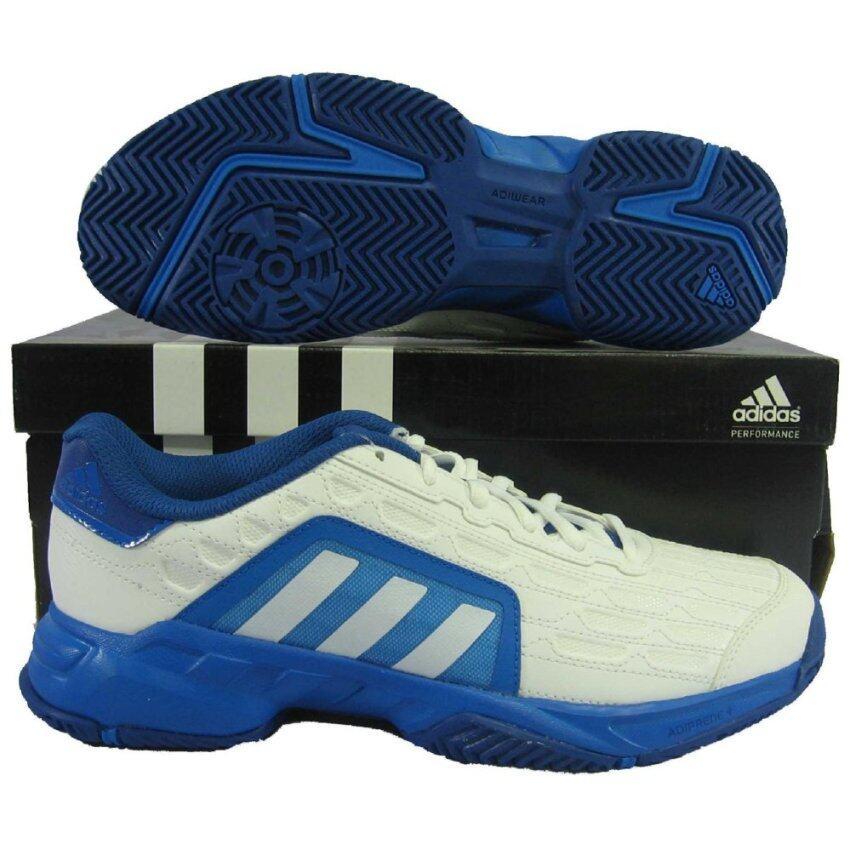 รองเท้าเทนนิสผู้ชาย adidas AF-6783 Barricade Court 2 ขาว