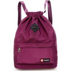 RICHCOCO กระเป๋าเป้สะพายหลัง Nylon leisure Backpack (K10-PU)