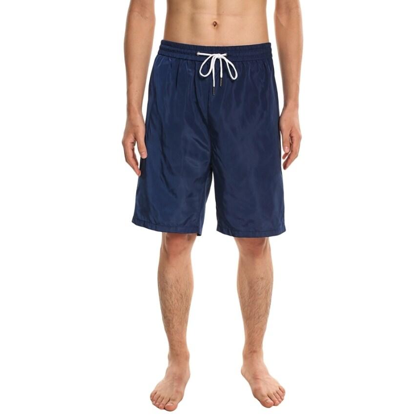 Sunwonder COOFANDY Men Fashion Casual Elastic Waist Drawstring Letter Print Beach Board  ...