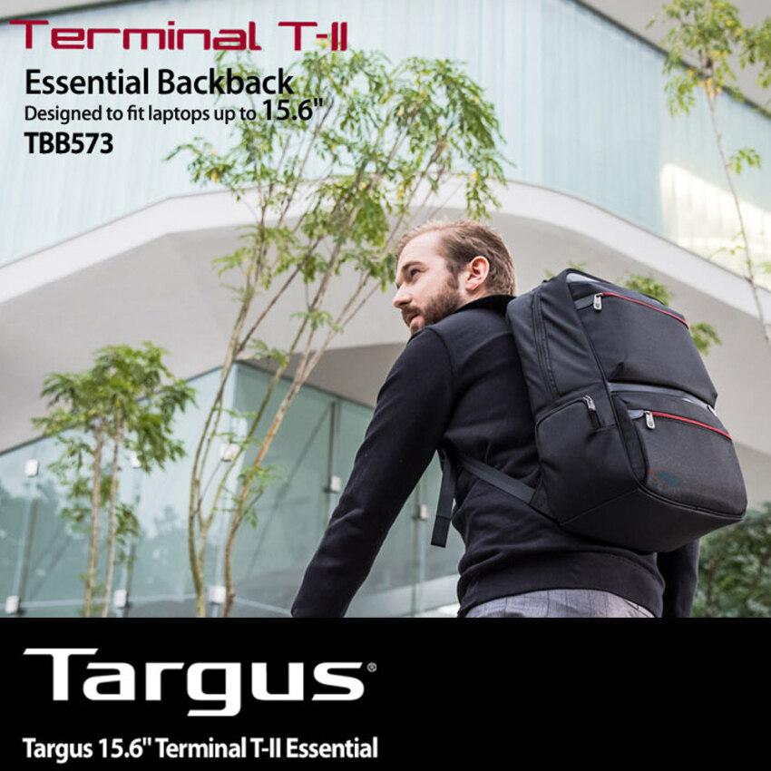 Targus TBB573 15.6 Terminal T-II Essential Backpack (Black) - intl