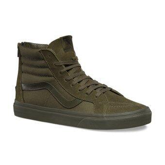 Vans Sneakers SK8-Hi Reissue Zip - Mono (Ivy Green)