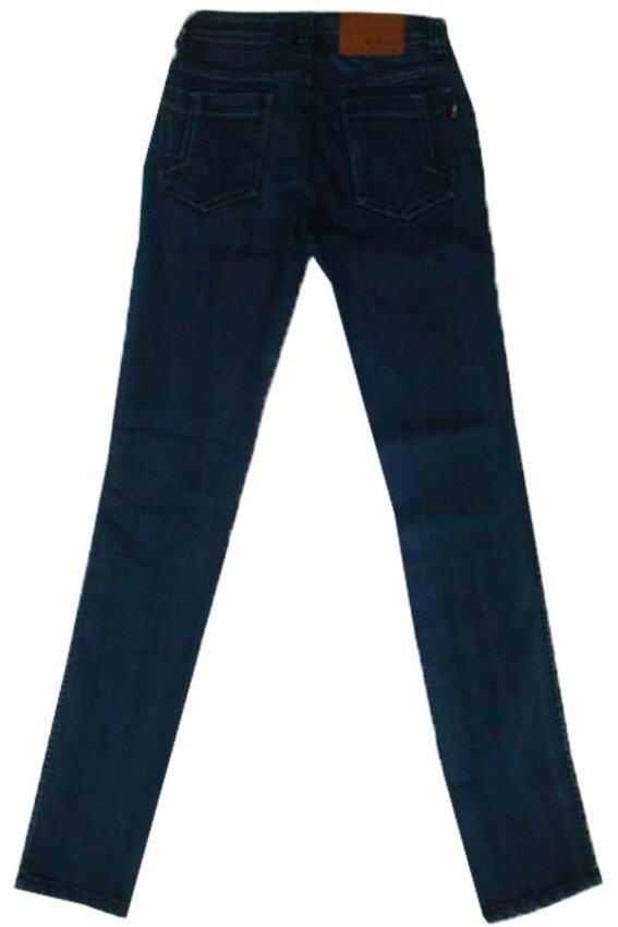 VELONI กางเกงยีนส์ยืดผู้ชาย (Slim Fit) รุ่น 6046 ...
