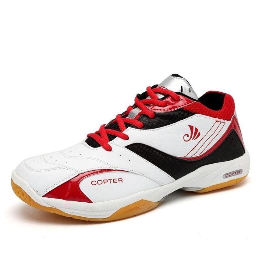 VOYAGE Men's Badminton Shoes High Quality Anti-skid Sports ShoesBreathable and Comfortable Sneakers  - intl