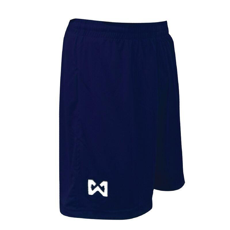 WARRIX SPORT กางเกงฟุตบอลเบสิค WP-1504 สีกรมท่า
